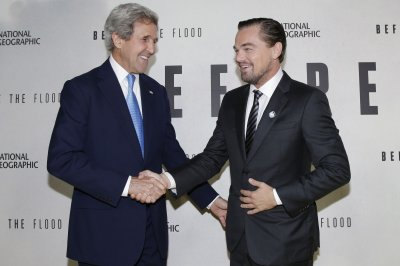 Leonardo DiCaprio brings 'Before the Flood' to the United Nations