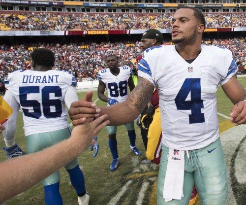 Dallas Cowboys roll over winless Cleveland Browns behind Dak Prescott