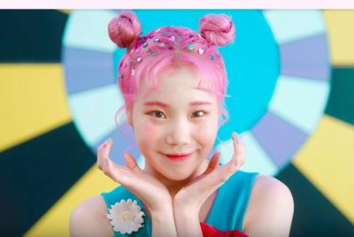 Momoland release new album, 'Freeze' music video