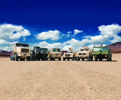 Oshkosh receives $466.8M contract for armored tactical trucks
