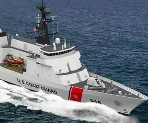 Saab receives $16.8M contract for Coast Guard patrol cutter radars