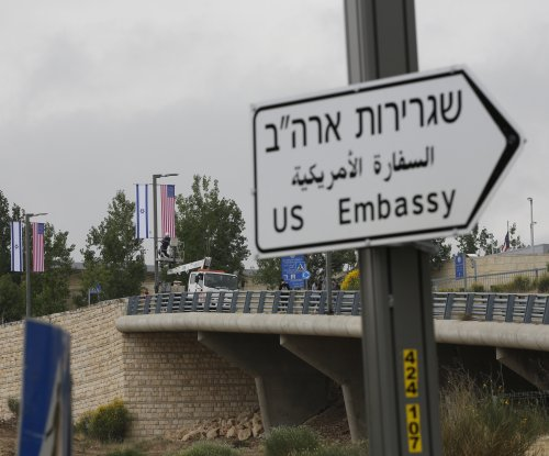Trump won't attend U.S. Embassy opening in Jerusalem