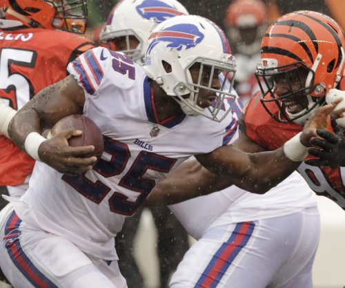 Bills' RB McCoy reportedly hires defense attorney