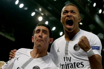 Champions League: PSG defeats Manchester United, AS Roma wins