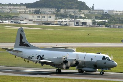 U.S. spy plane flies near North Korea ahead of Party Congress