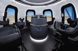 Blue Origin opens online auction for seat on 1st crewed flight