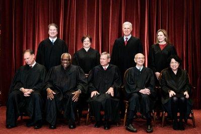 Lifetime tenure for Supreme Court justices hypes partisanship