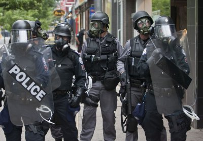 Toronto police officer found guilty of assaulting G20 protester