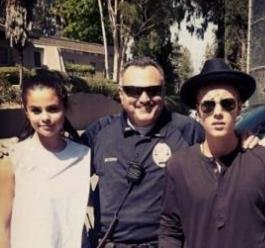 Justin Bieber, Selena Gomez visit the zoo in Los Angeles