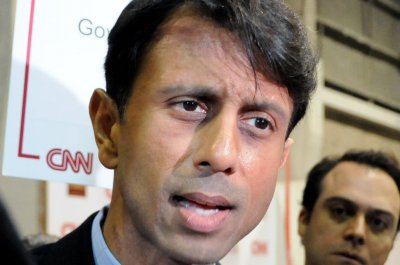 Gov. Bobby Jindal on viral portrait: 'The left is obsessed with race'