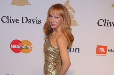 Kathy Griffin talks 'Fashion Police' departure on 'The View'