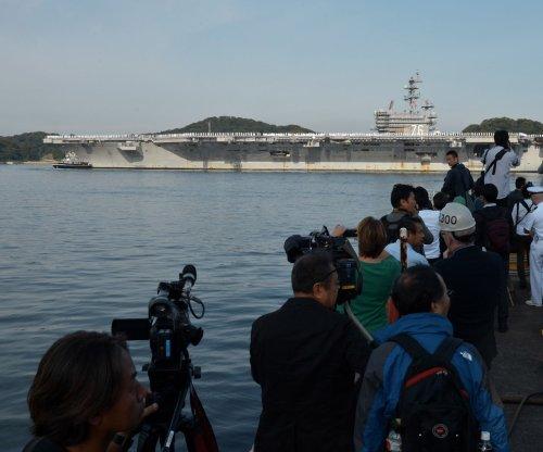 U.S., Japan display warships amid rising tensions with China