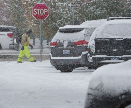 Blizzard warning in effect for Colorado as spring snowstorm moves east