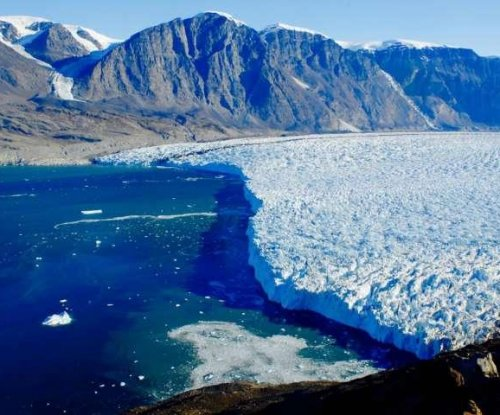 Study: Greenland's coastal glaciers are shrinking