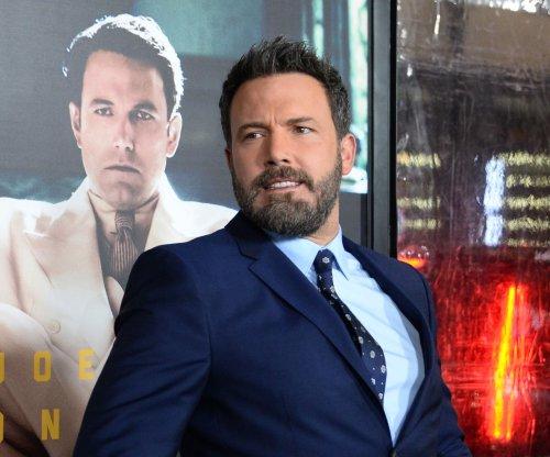 Ben Affleck steps down as director of 'The Batman'