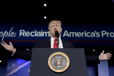 Watch: President Trump addresses CPAC 2017