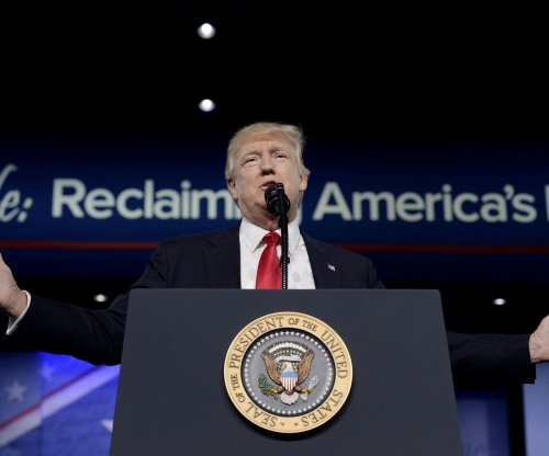Watch live: President Trump addresses CPAC 2017