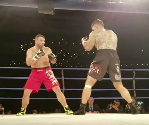 Ex-UFC fighter Tim Hague dies from knockout blow in boxing ring