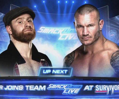 WWE Smackdown: Randy Orton, Sami Zayn fight for spot on Team Smackdown