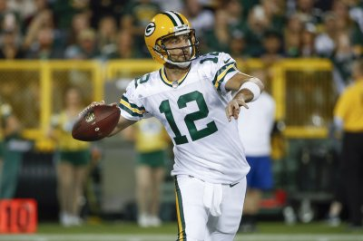 Rodgers' status uncertain for Packers' game vs. Vikings