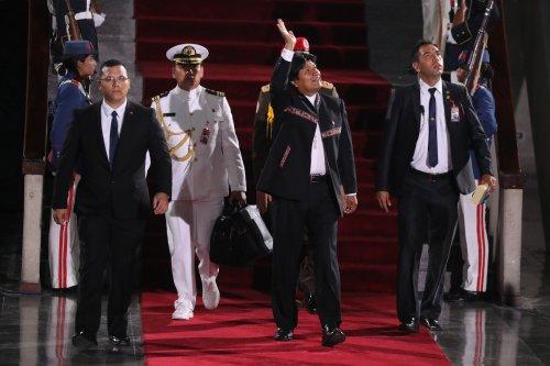 Bolivia expels 5 Venezuelans accused of conspiring against Cuban Embassy