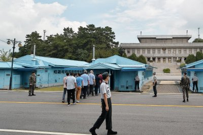 U.S. military cost sharing puts greater burden on South Korea, report says