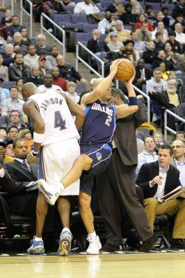 NBA: Dallas 97, Washington 86