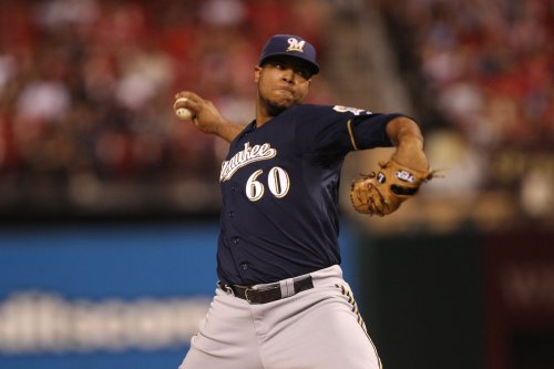 Brewers outduel the Giants in rubber match