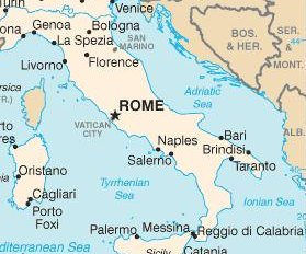 Two dead, others missing after boats collide off Italy's Adriatic coast