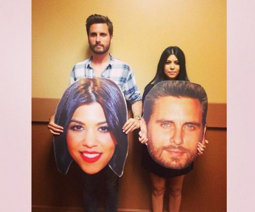 Kourtney Kardashian celebrates birthday with Scott Disick