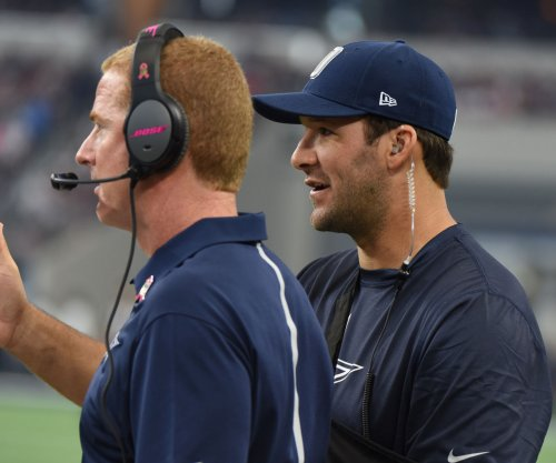 Report: Dallas Cowboys QB Tony Romo throwing, eyes return to practice
