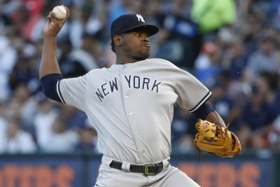 New York Yankees' Luis Severino tries to get back into groove vs. Toronto Blue Jays