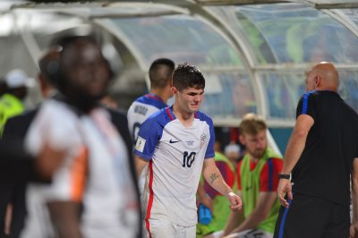 Christian Pulisic scores beauty, injured in USMNT draw