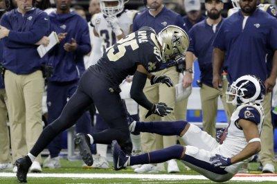 Saints decline 2020 contract option on CB Eli Apple
