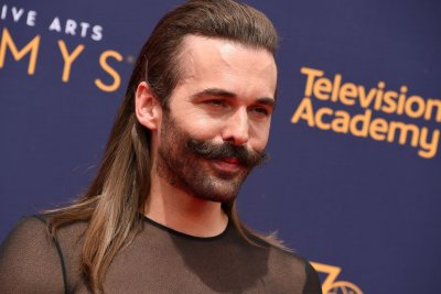 'Queer Eye' star Jonathan Van Ness reveals he is HIV positive