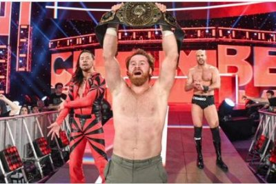 WWE's Sami Zayn unable to compete, Intercontinental title vacated