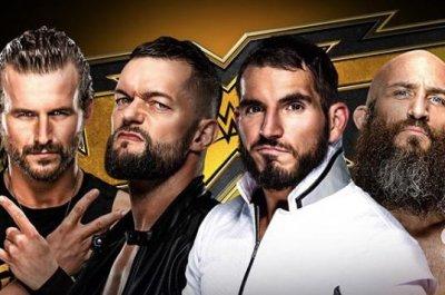 WWE NXT: Finn Balor, Adam Cole tie in Iron Man match