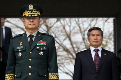 South Korea military chief nominee stands by GSOMIA with Japan