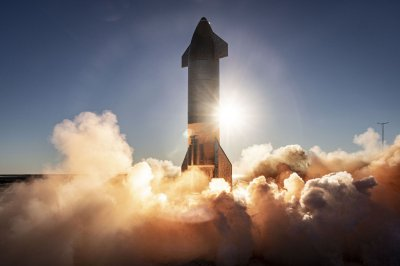 SpaceX flies Starship rocket; it crash lands on launch pad