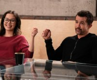 Rob McElhenney, Charlotte Nicdao: Pandemic brought 'Mythic Quest' characters closer