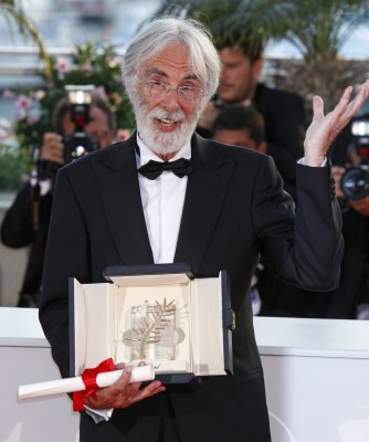 'Ribbon' takes Palme d'Or at Cannes