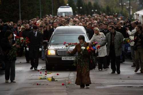 Five head to trial in slaying of Russian reporter Politkovskaya