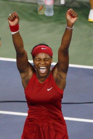Serena survives in Sydney Sunday