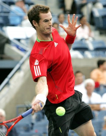 Murray eyeing No. 3 tennis ranking