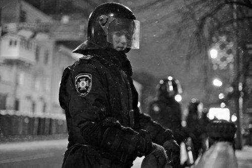 Ukrainian opposition offices raided
