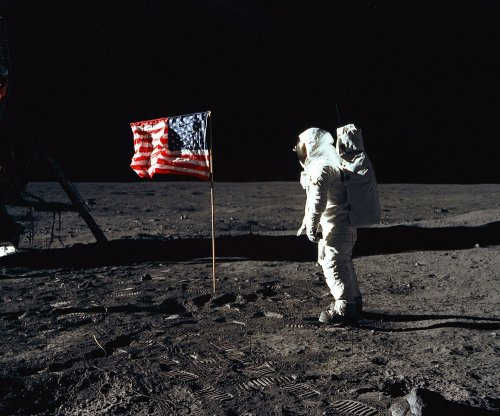 Russian official questions U.S. moon landing