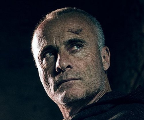 Mystery cloaks 'Sons of Anarchy' alum Timothy V. Murphy's 'Bastard Executioner' role