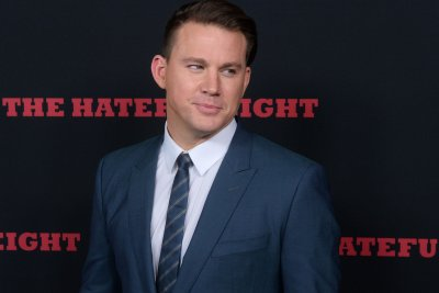Channing Tatum was nervous while filming 'The Hateful Eight'