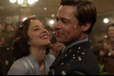 Official 'Allied' trailer starring Brad Pitt and Marion Cotillard released