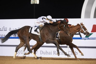 UPI Horse Racing Preview: Derby preps share stage with Dubai's Super Saturday